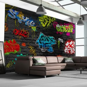 Fototapeta - Graffiti wall