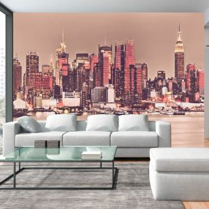 Fototapeta - NY - Midtown Manhattan Skyline
